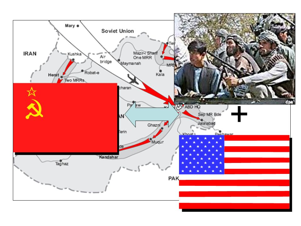 + Karte aus: http://de.wikipedia.org/wiki/Bild:SovietInvasionAfghanistanMap.png (5.5.07)