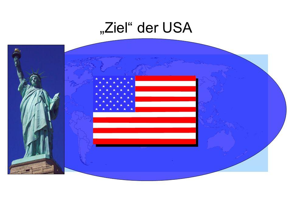 """""""Ziel der USA"""