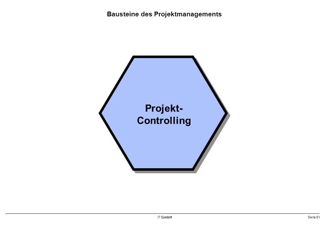 Bausteine des Projektmanagements