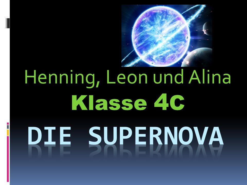 Henning, Leon und Alina Klasse 4C