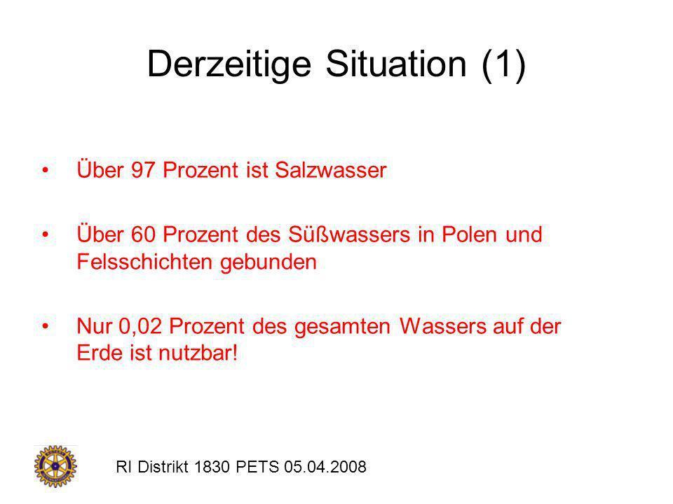 Derzeitige Situation (1)