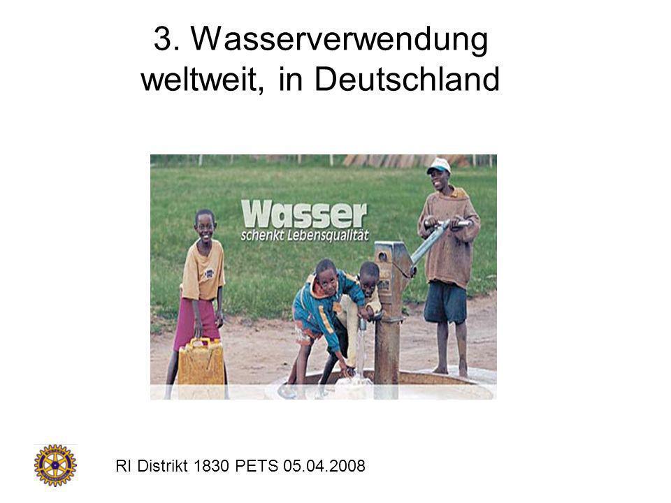 weltweit, in Deutschland