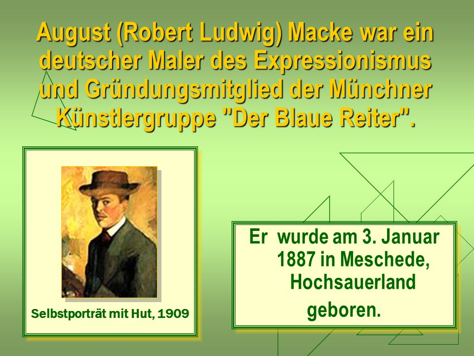 Er wurde am 3. Januar 1887 in Meschede, Hochsauerland