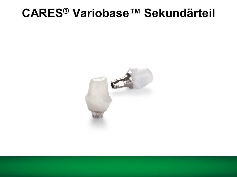 CARES® Variobase™ Sekundärteil