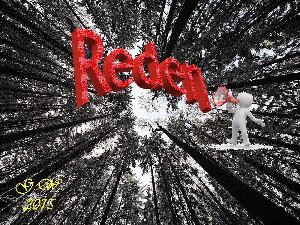 Reden G.W. 2015