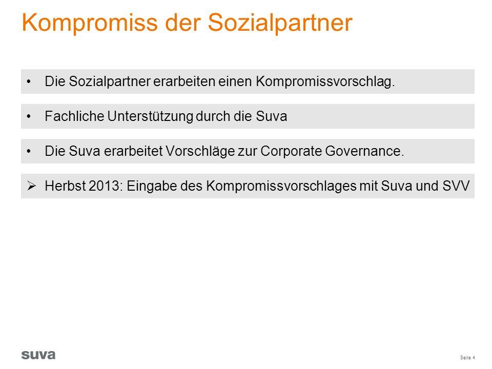 Kompromiss der Sozialpartner