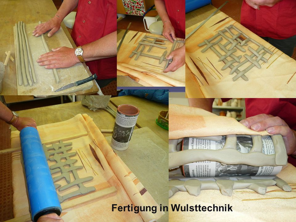 Fertigung in Wulsttechnik
