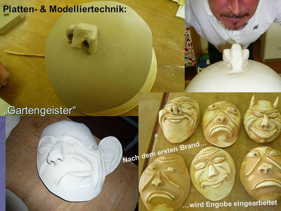 """""""Gartengeister Platten- & Modelliertechnik: Nach dem ersten Brand…"""