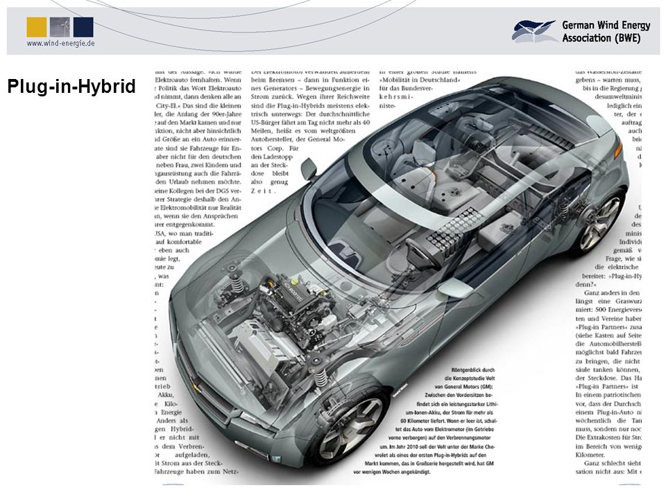 Plug-in-Hybrid