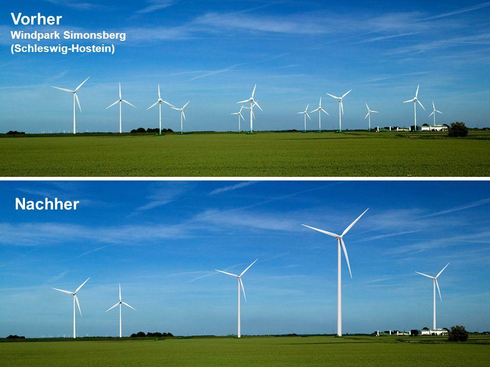 Vorher Windpark Simonsberg (Schleswig-Hostein)