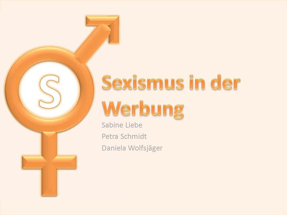 Sexismus in der Werbung