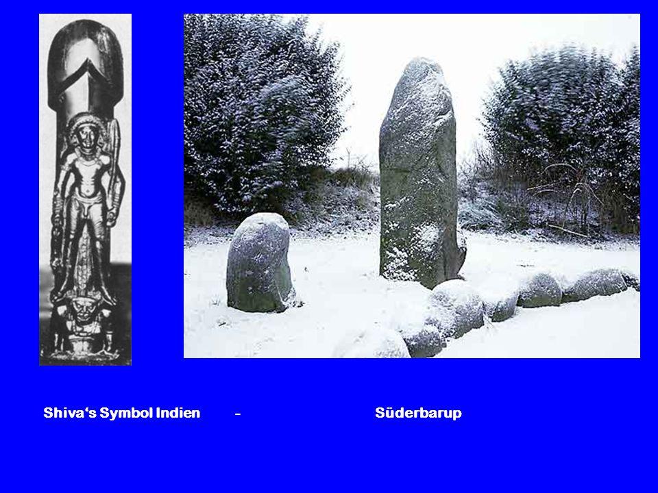 Shiva's Symbol Indien - Süderbarup