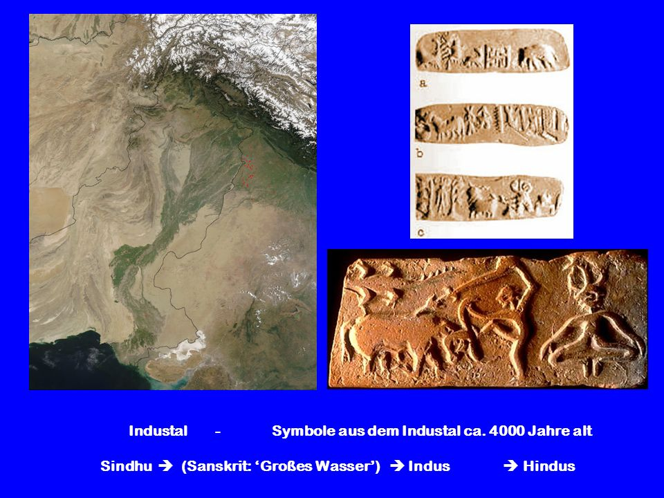 Industal - Symbole aus dem Industal ca