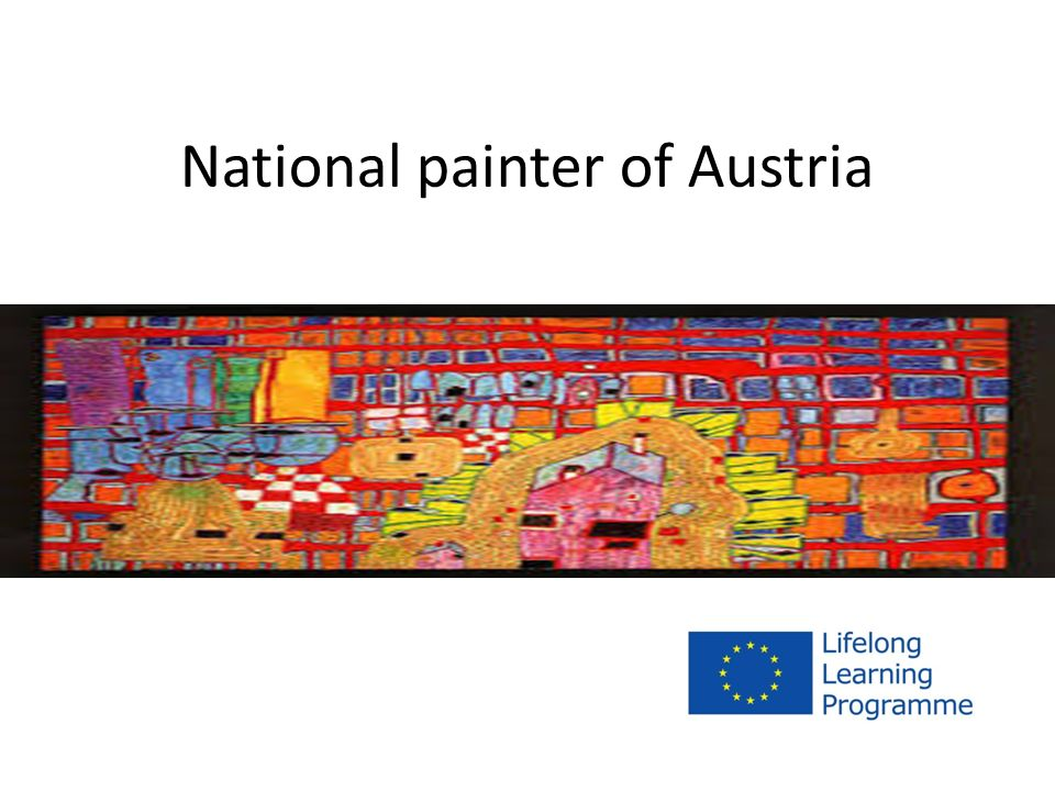 National painter of Austria