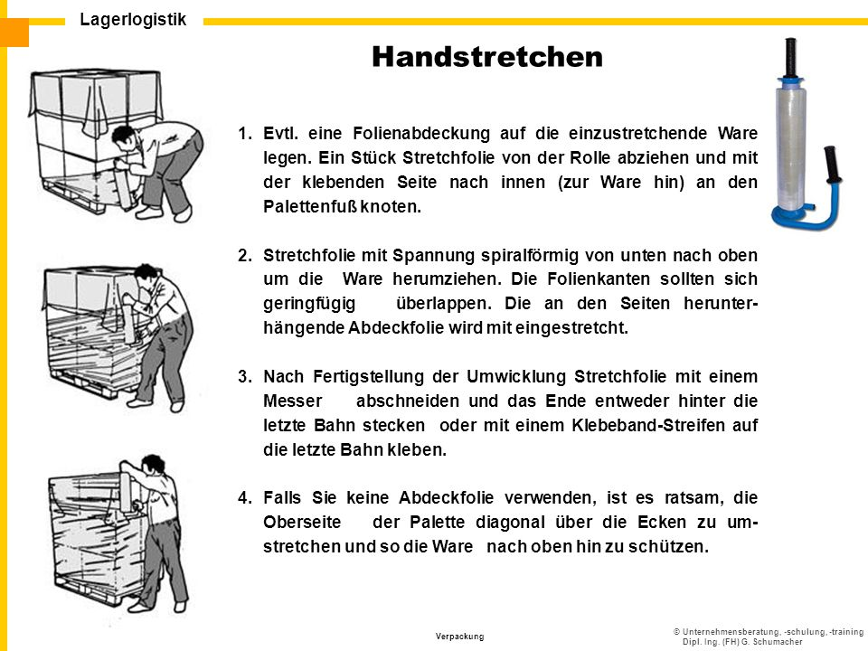 Handstretchen