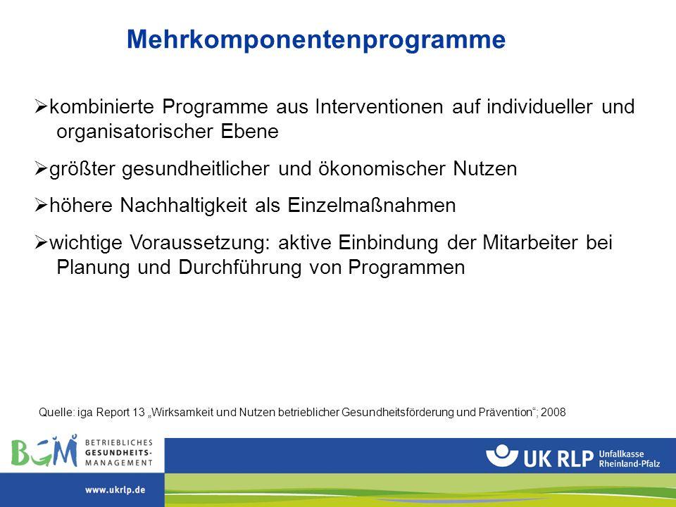 Mehrkomponentenprogramme