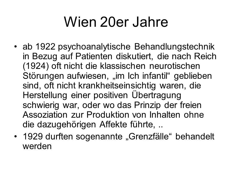 Wien 20er Jahre