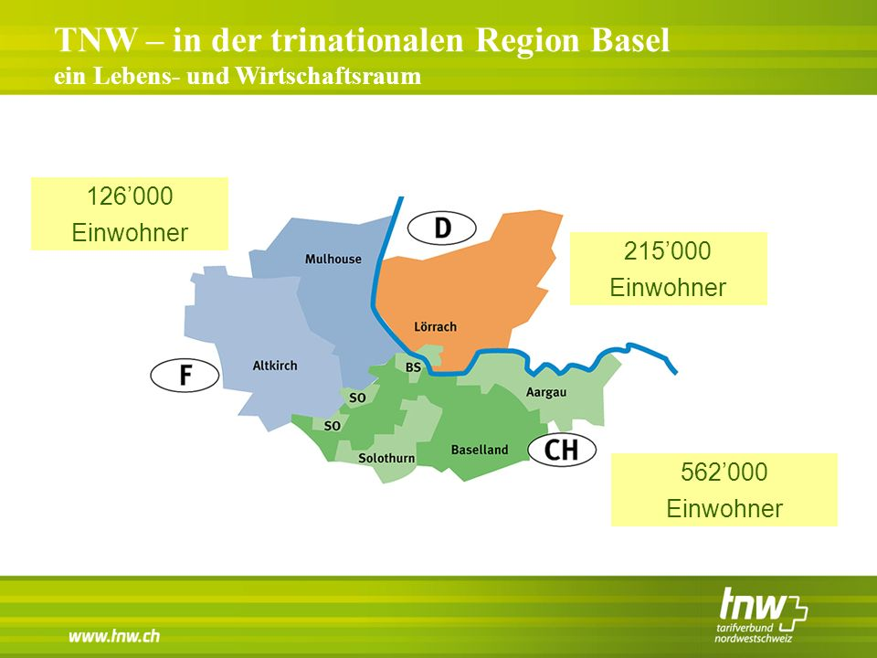 TNW – in der trinationalen Region Basel