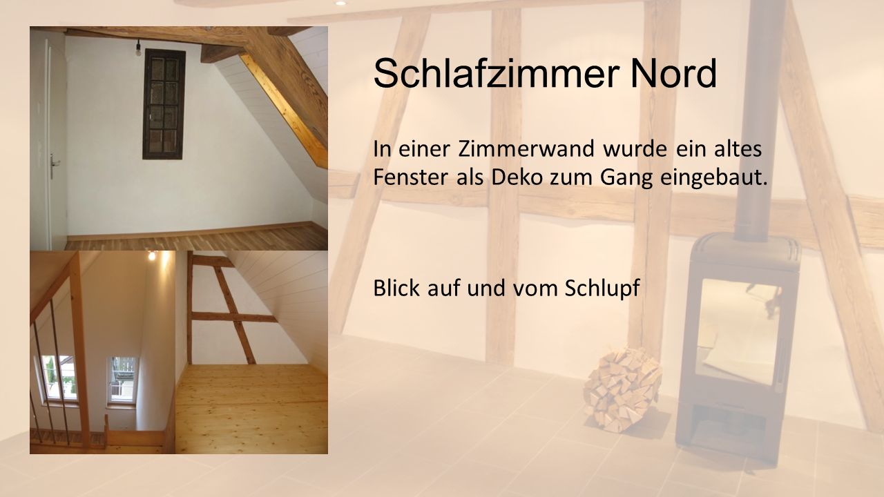4 zimmer hausteil bauernhaus ppt video online herunterladen. Black Bedroom Furniture Sets. Home Design Ideas