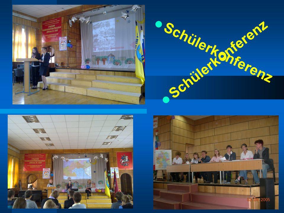 Schülerkonferenz Schülerkonferenz