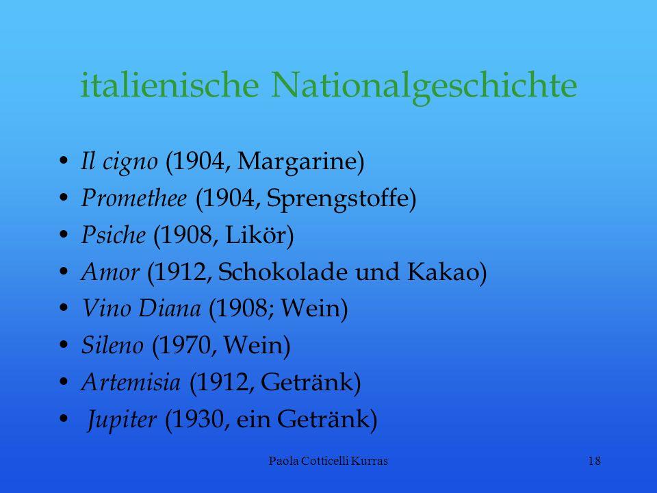 italienische Nationalgeschichte