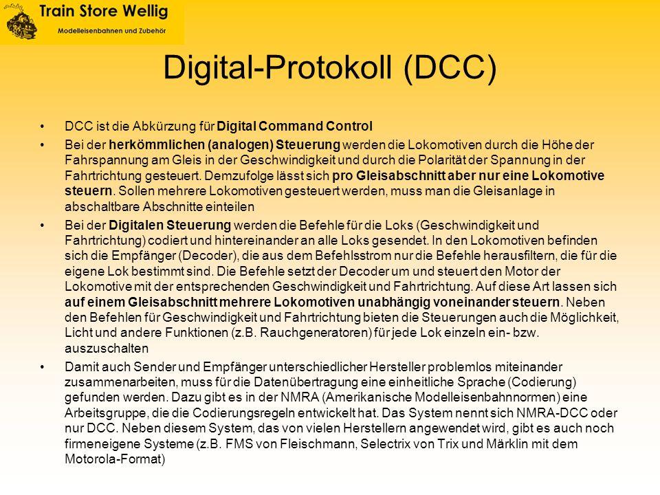 Digital-Protokoll (DCC)