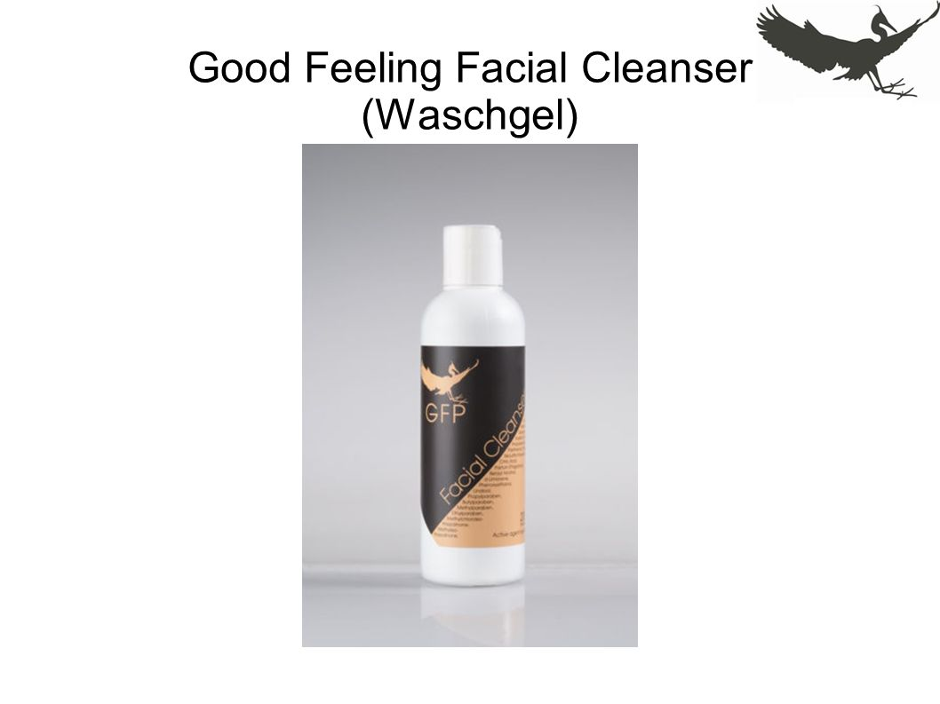 Good Feeling Facial Cleanser (Waschgel)