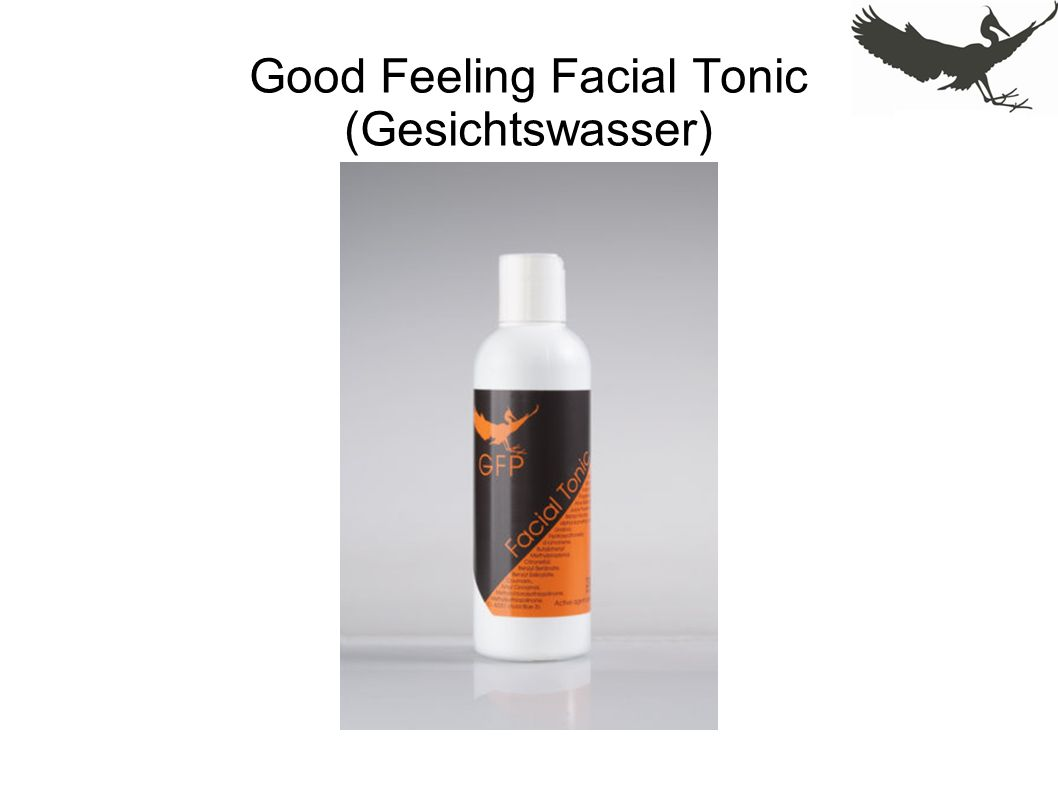 Good Feeling Facial Tonic (Gesichtswasser)