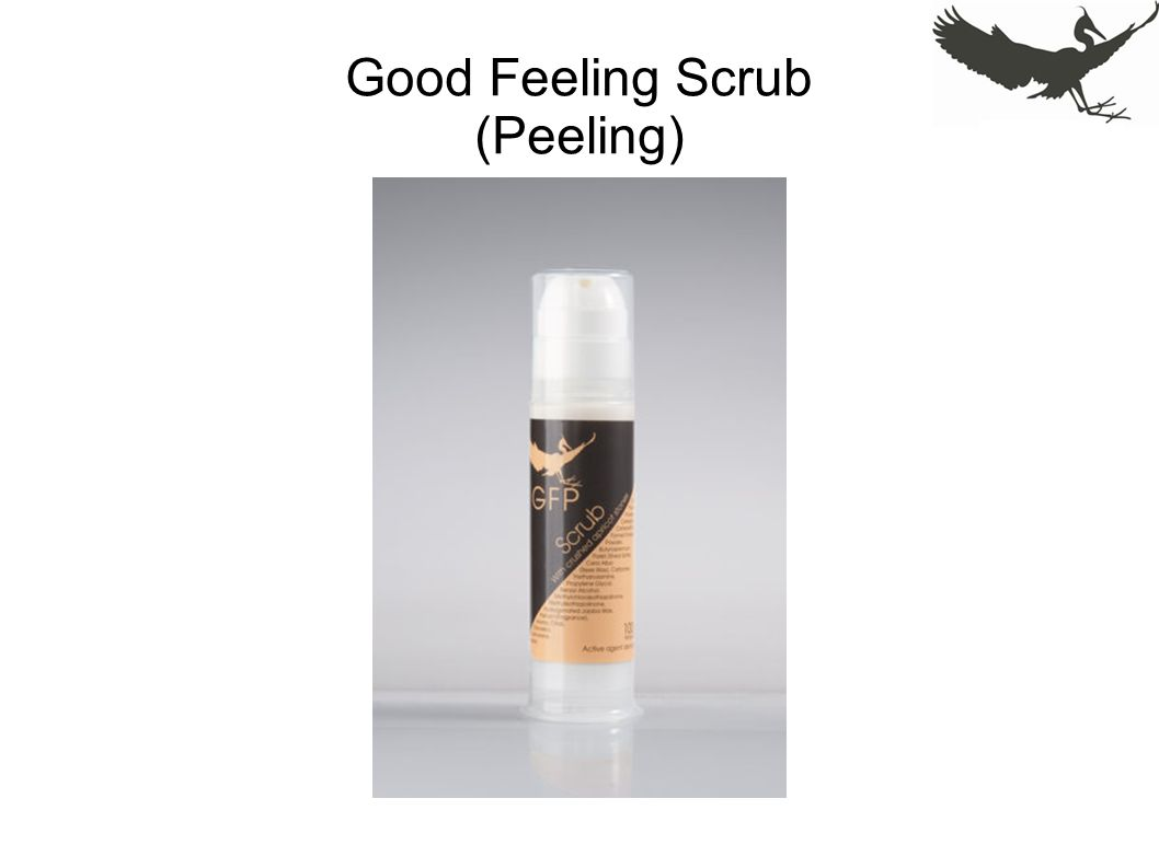 Good Feeling Scrub (Peeling)