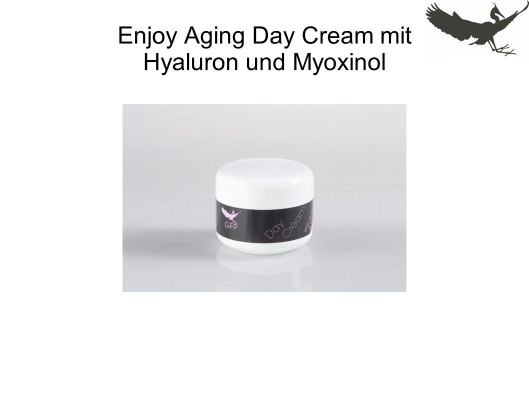 Enjoy Aging Day Cream mit Hyaluron und Myoxinol