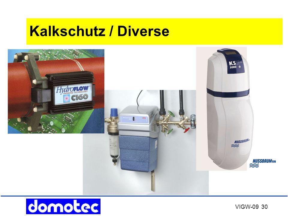 Kalkschutz / Diverse