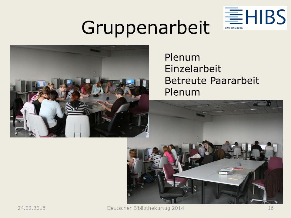 Deutscher Bibliothekartag 2014