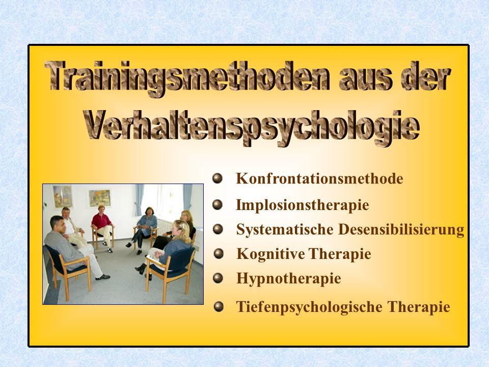 Trainingsmethoden aus der Verhaltenspsychologie