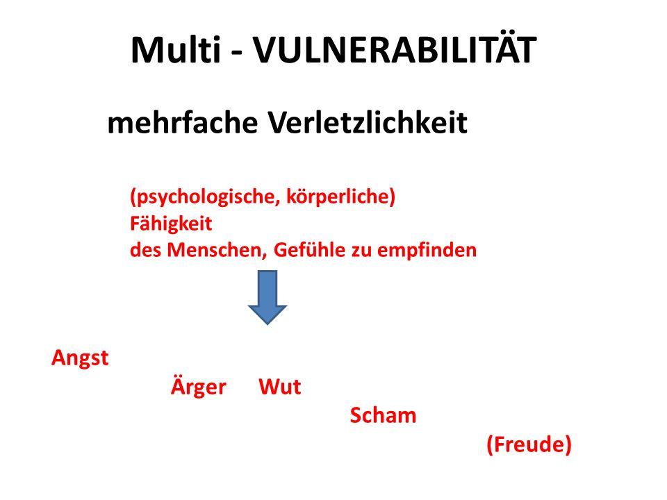 Multi - VULNERABILITÄT