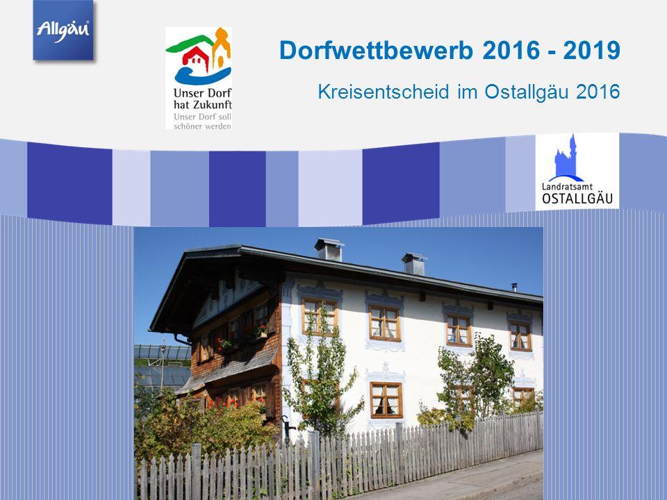 Kreisentscheid im Ostallgäu 2016