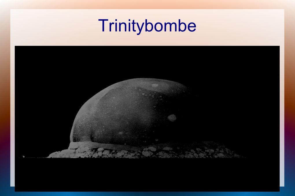 Trinitybombe