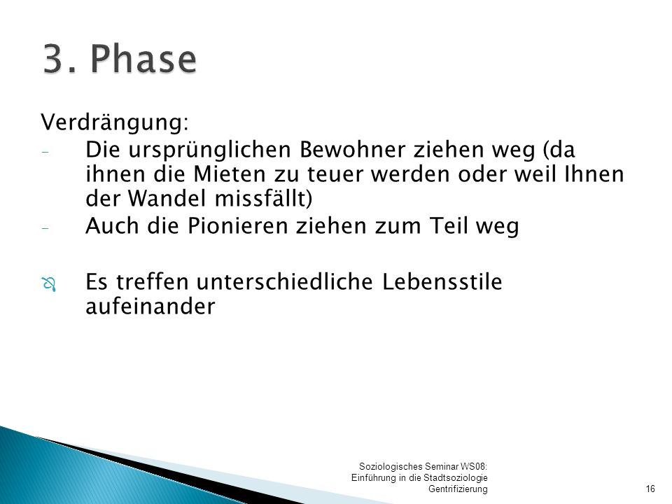4. Phase Soziale Gruppe:
