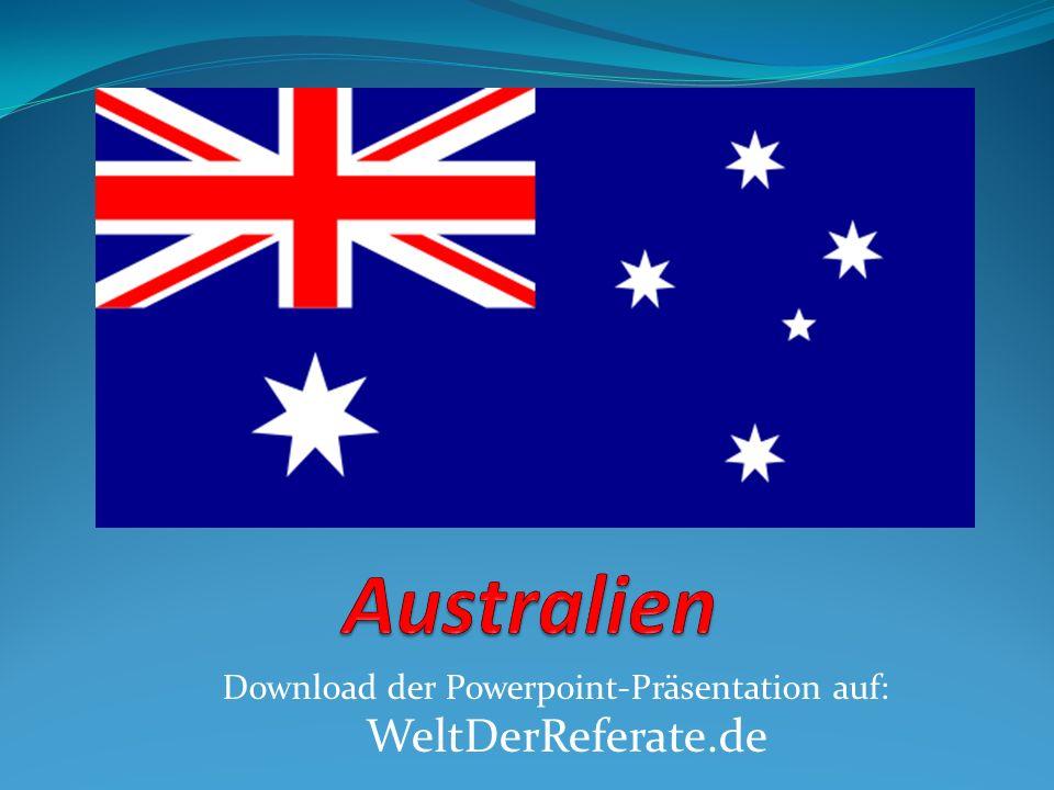 Australien WeltDerReferate.de