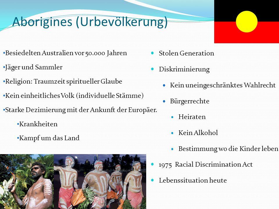 Aborigines (Urbevölkerung)