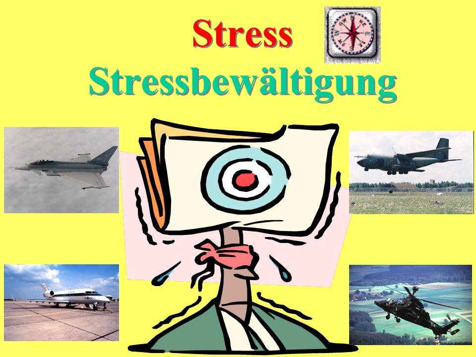 Stress Stressbewältigung