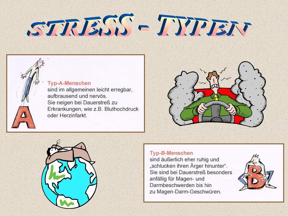 STRESS - TYPEN
