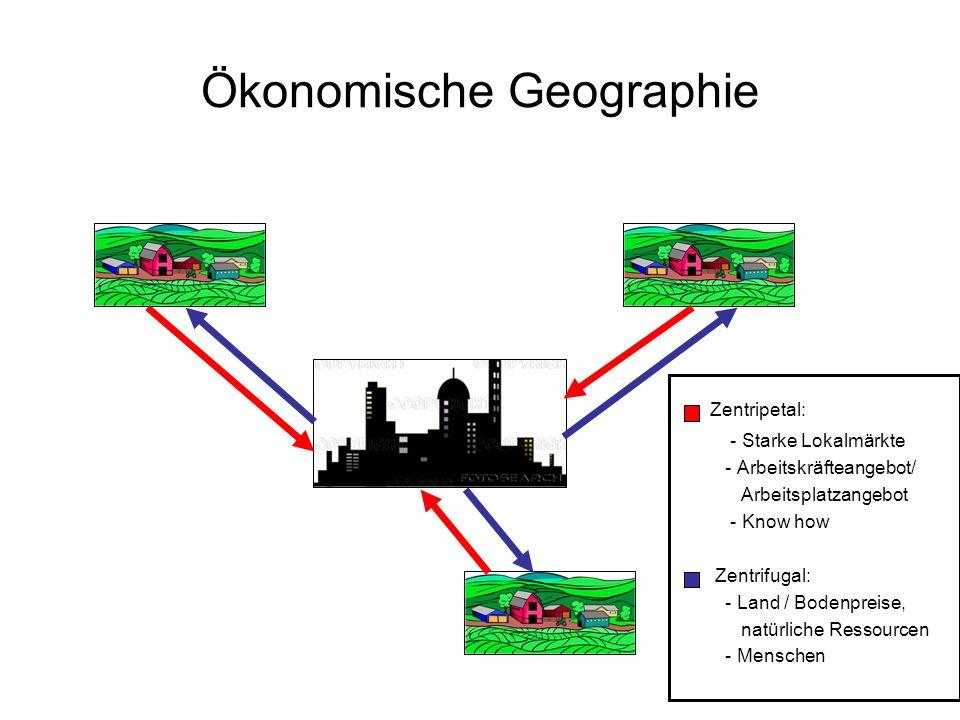 Ökonomische Geographie
