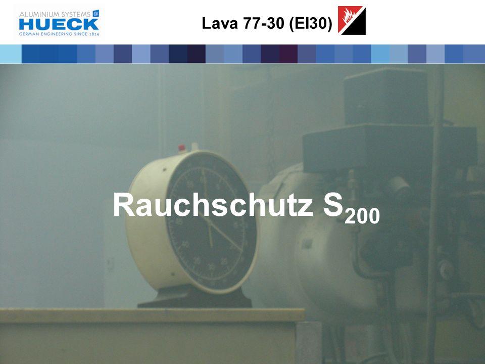 Lava 77-30 (EI30) Rauchschutz S200