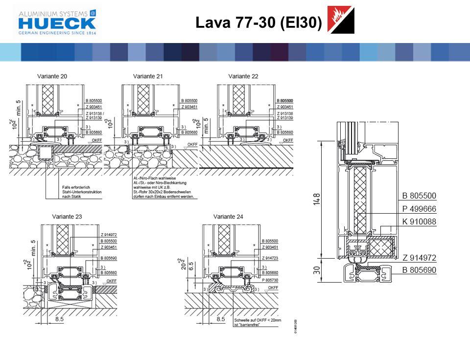 Lava 77-30 (EI30)
