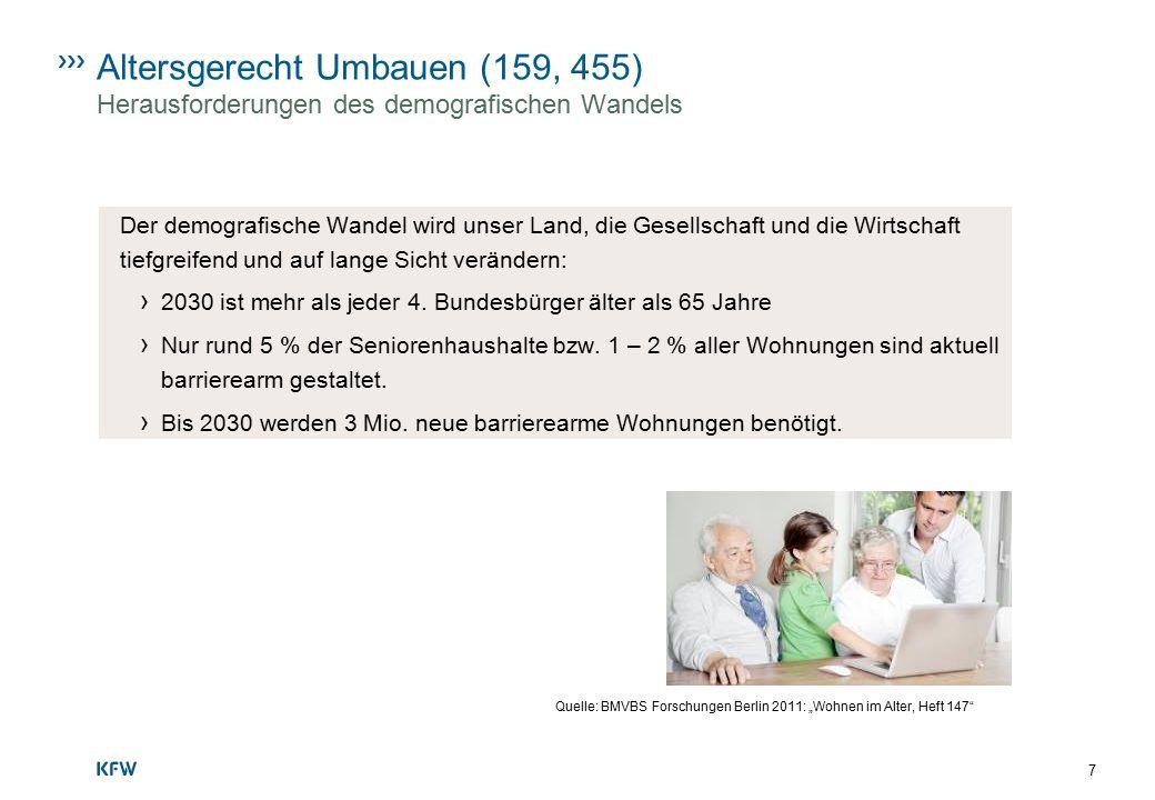"Quelle: BMVBS Forschungen Berlin 2011: ""Wohnen im Alter, Heft 147"
