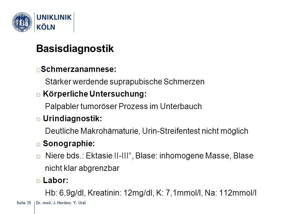 Basisdiagnostik Schmerzanamnese: