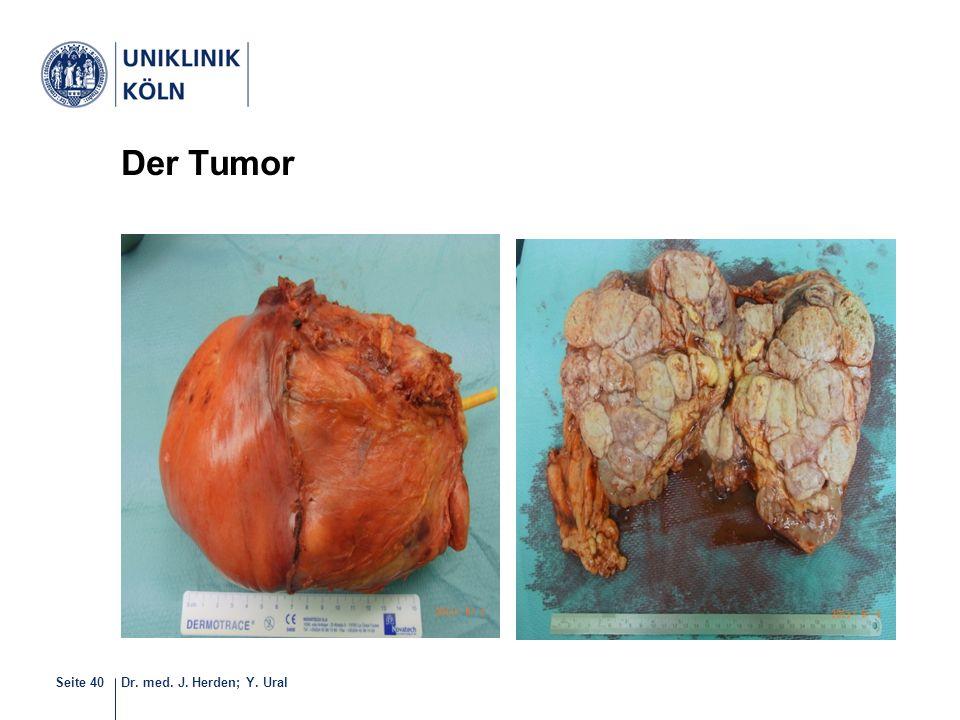 Der Tumor