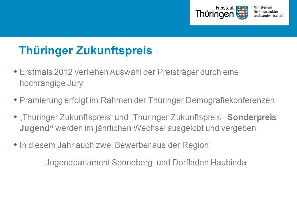 Thüringer Zukunftspreis