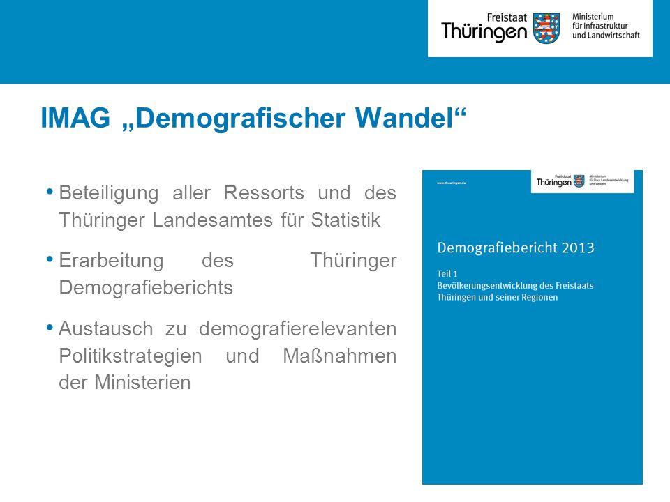 """IMAG """"Demografischer Wandel"""