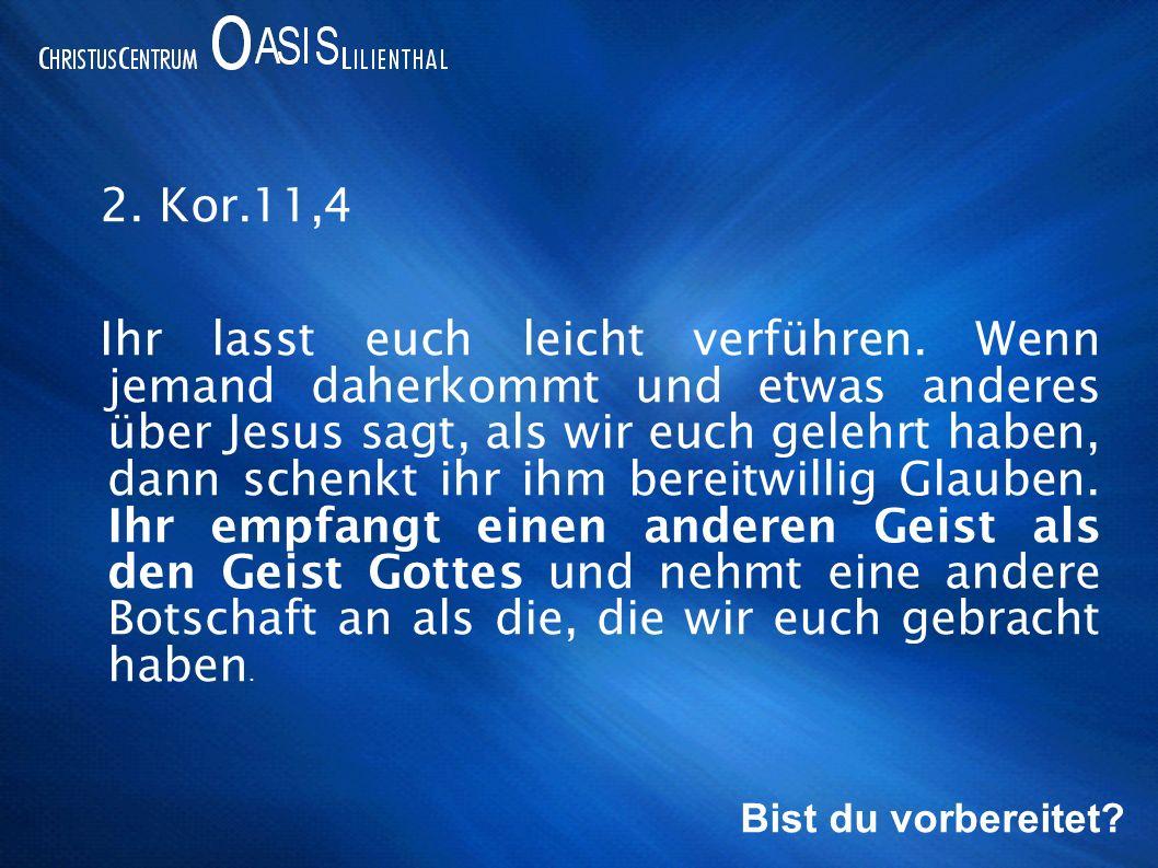 2. Kor.11,4